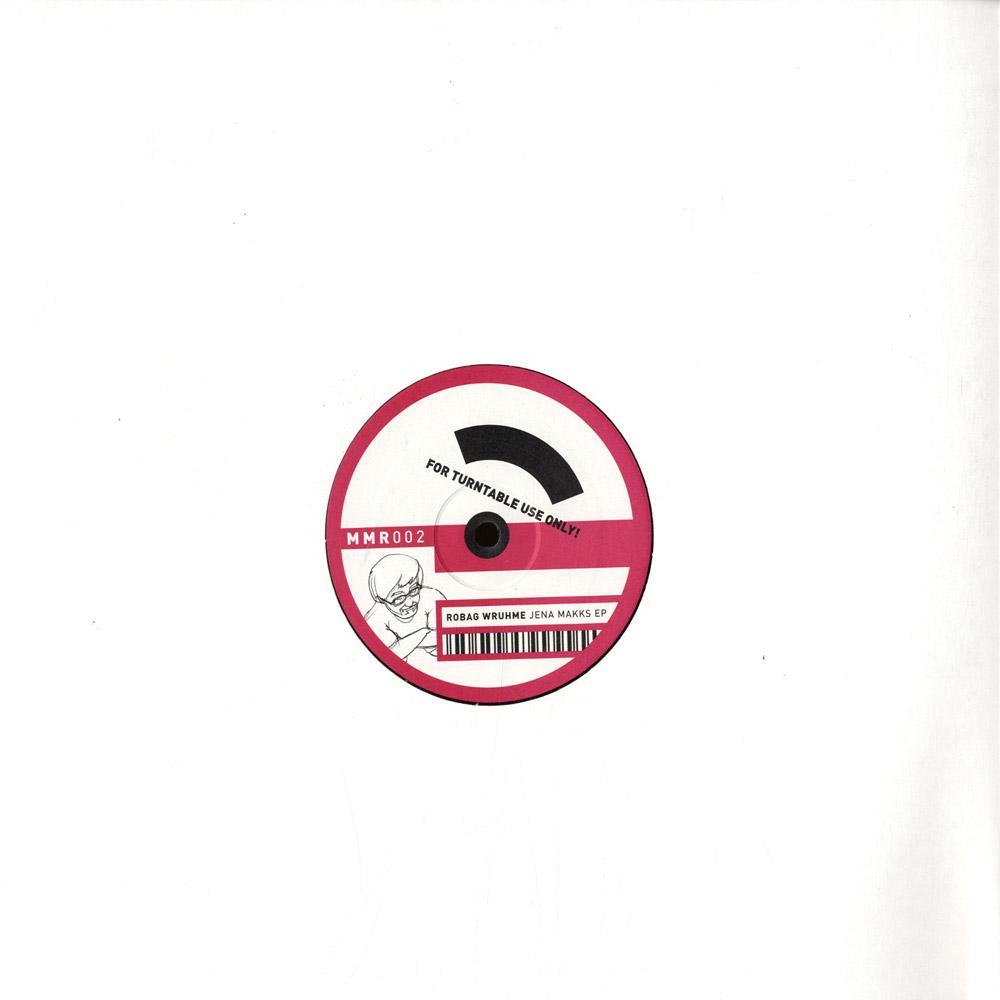 Robag Wruhme - JENA MAKKS EP