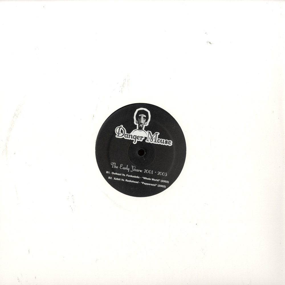 DJ Danger Mouse - EARLY YEAR 2001-2003