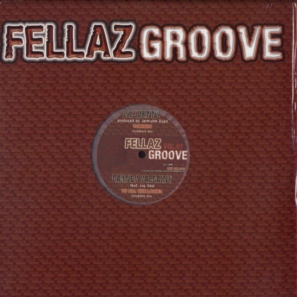 Various Artists - FELLAZ GROOVE VOL.01