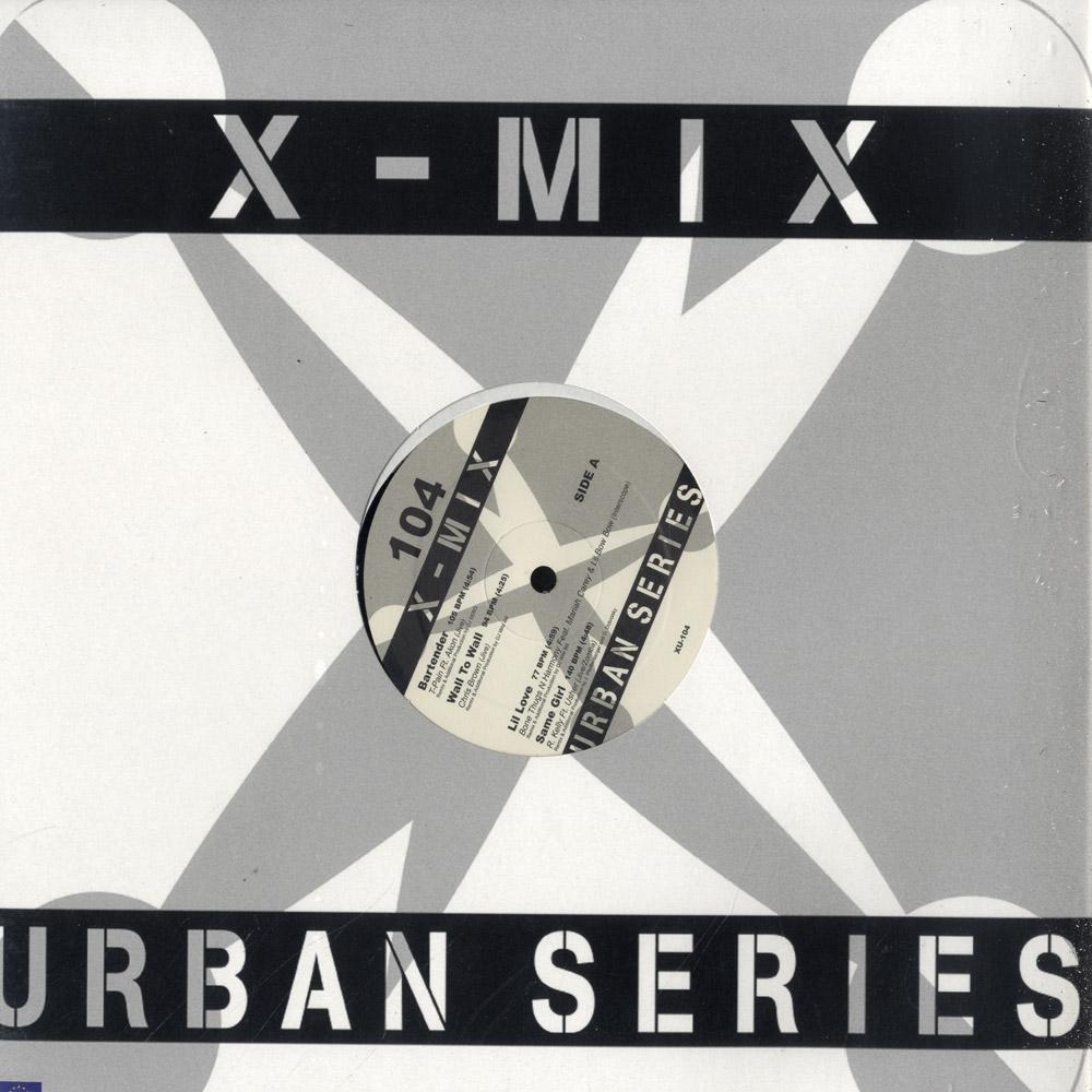 Various Artists - URBAN SERIES 104