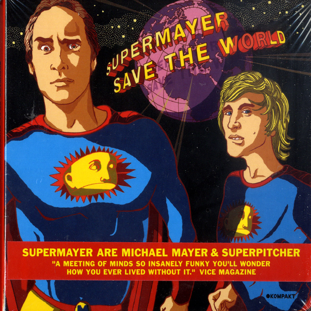 Supermayer - SAVE THE WORLD