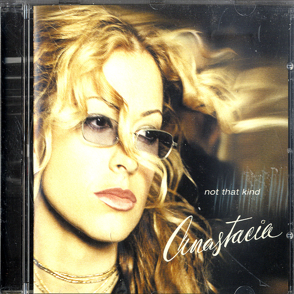 Anastacia - NOT THAT TKIND