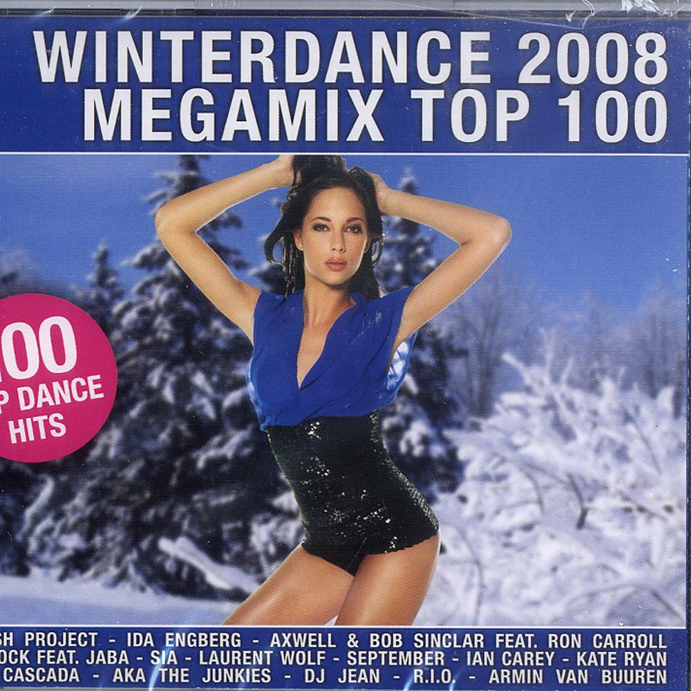 Various Artists - WINTERDANCE 2008 - MEGAMIX TOP 100
