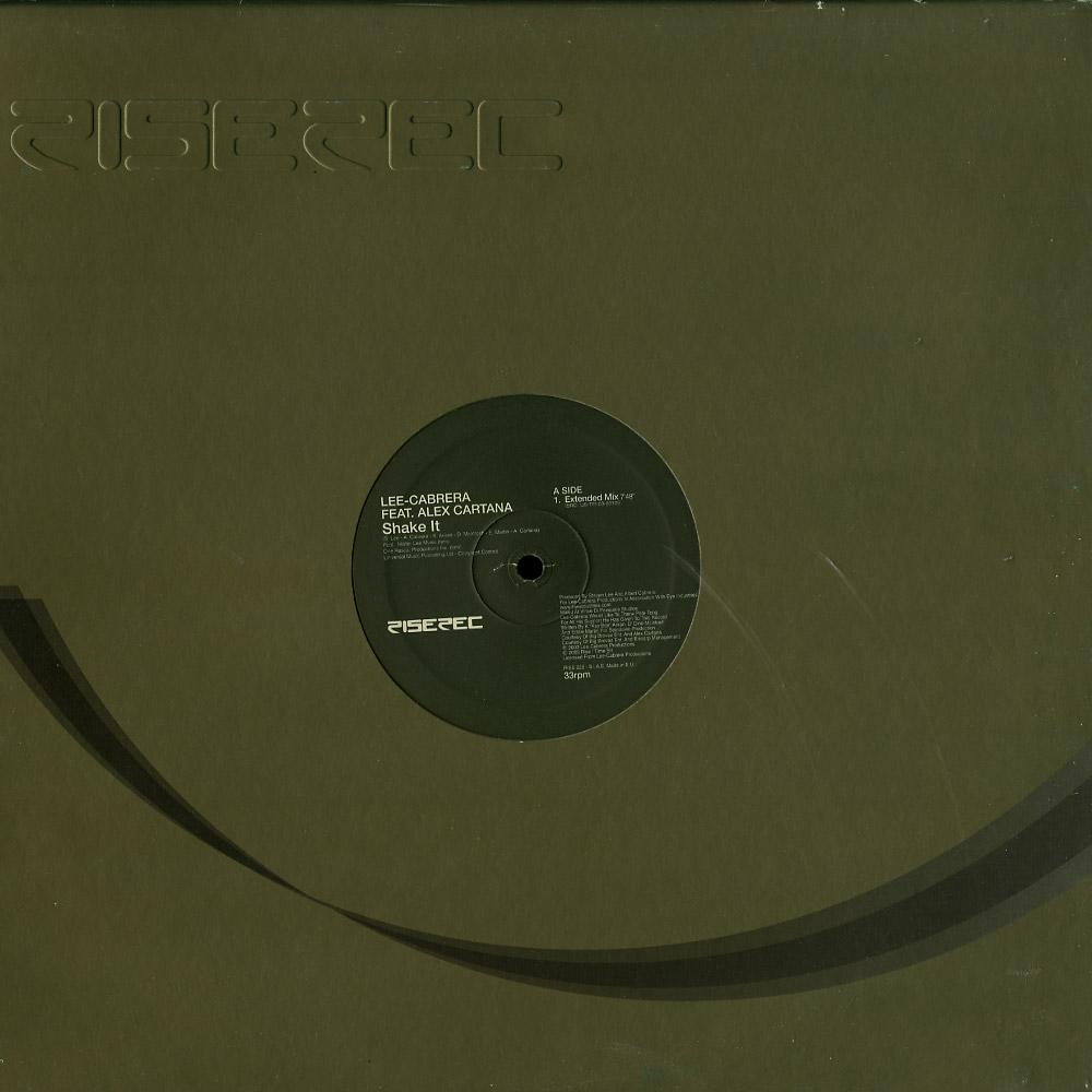 Lee Cabrera ft. Alex Cartana - SHAKE IT