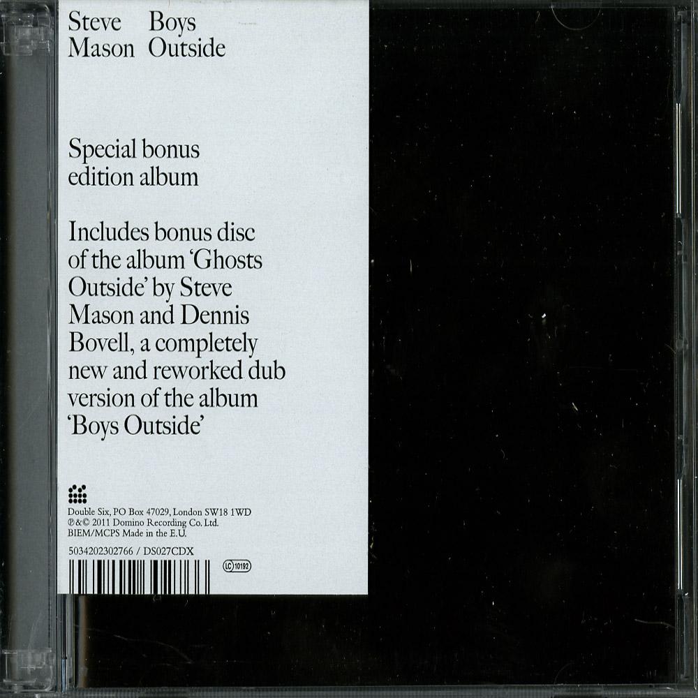 Steve Mason &  Dennis Bovell - BOYS OUTSIDE