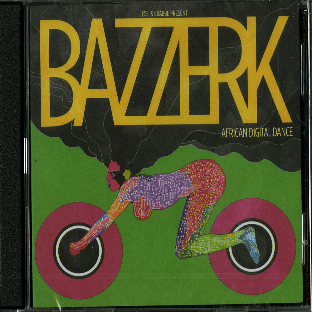Jess & Crabbe  present Bazzerk - AFRICAN DIGITAL DANCE