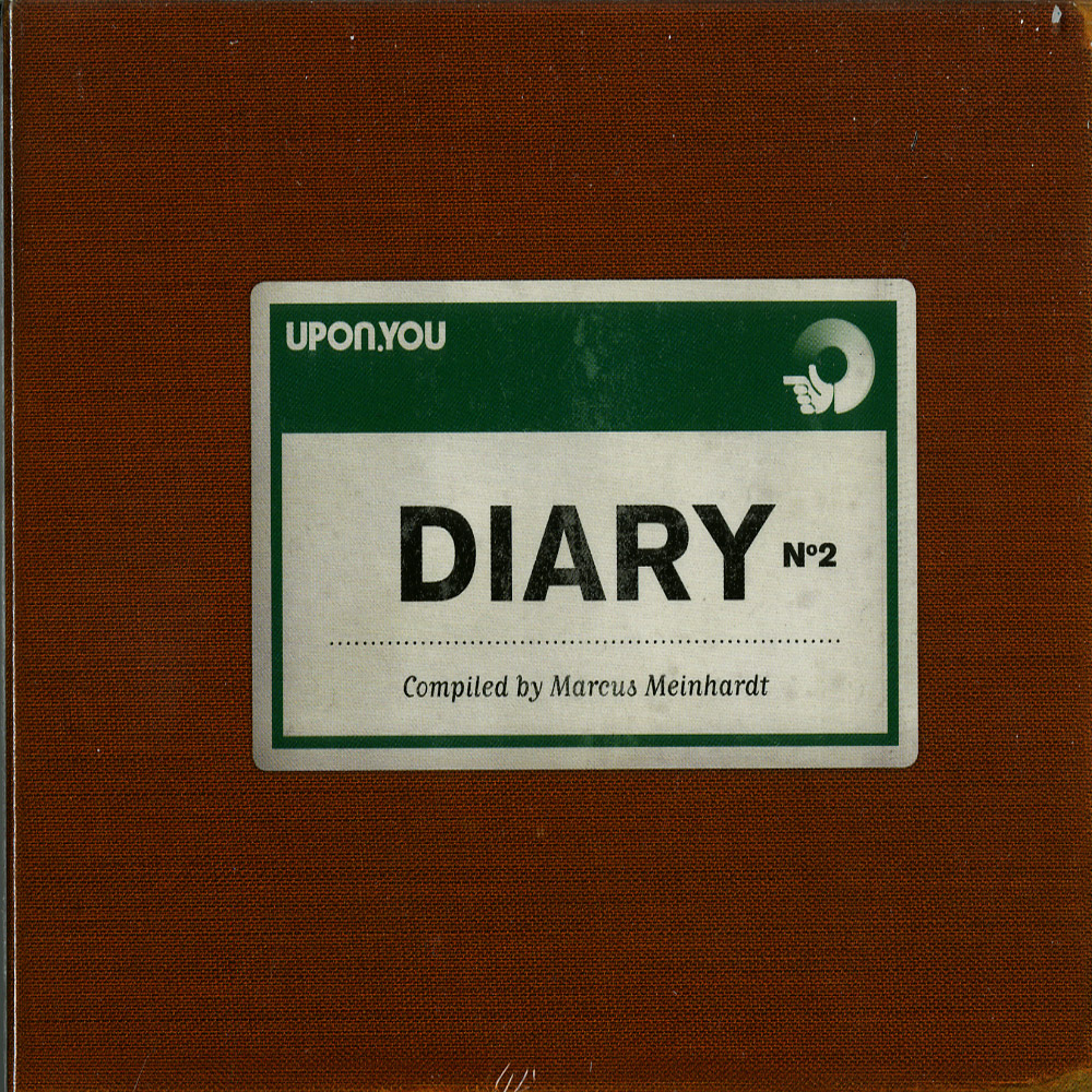 Various Artists compiled By Marcus Meinhardt - UPON YOU DIARY NO 2