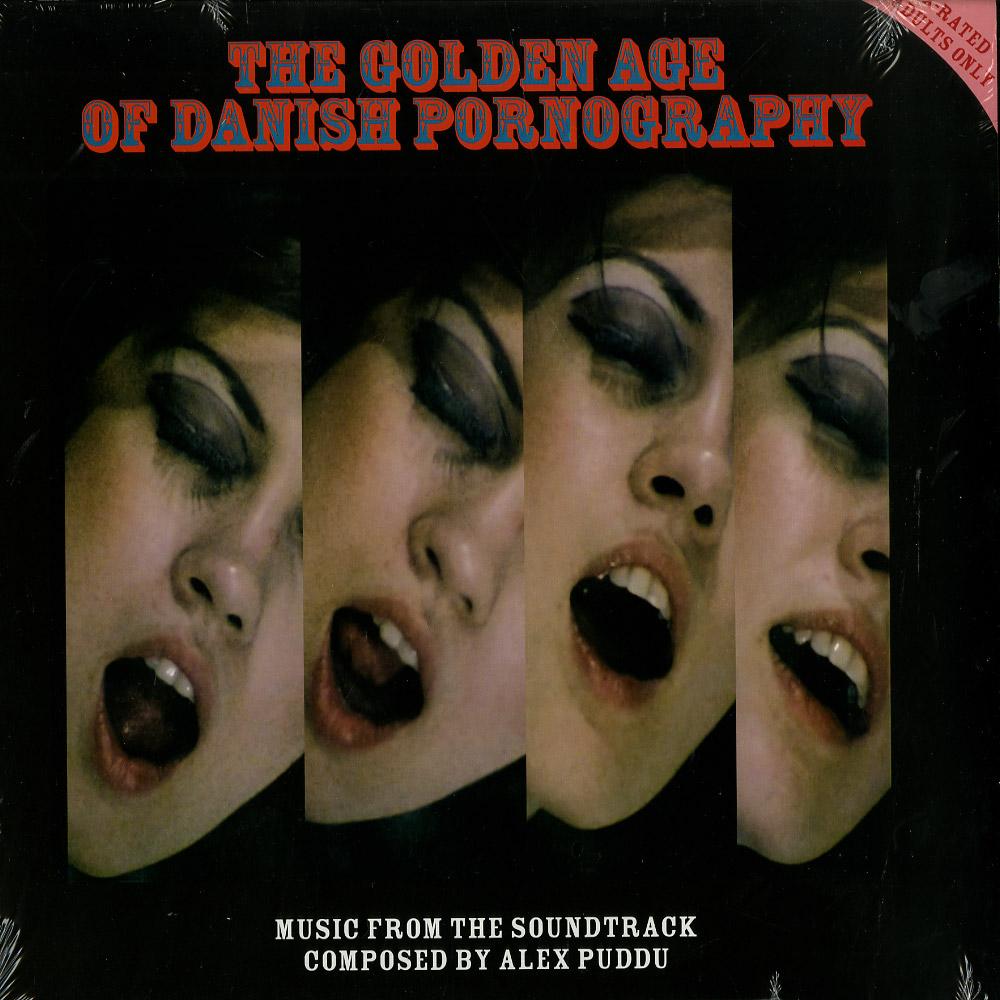 Alex Puddu - THE GOLDEN AGE OF DANISH PORNOGRAPHY