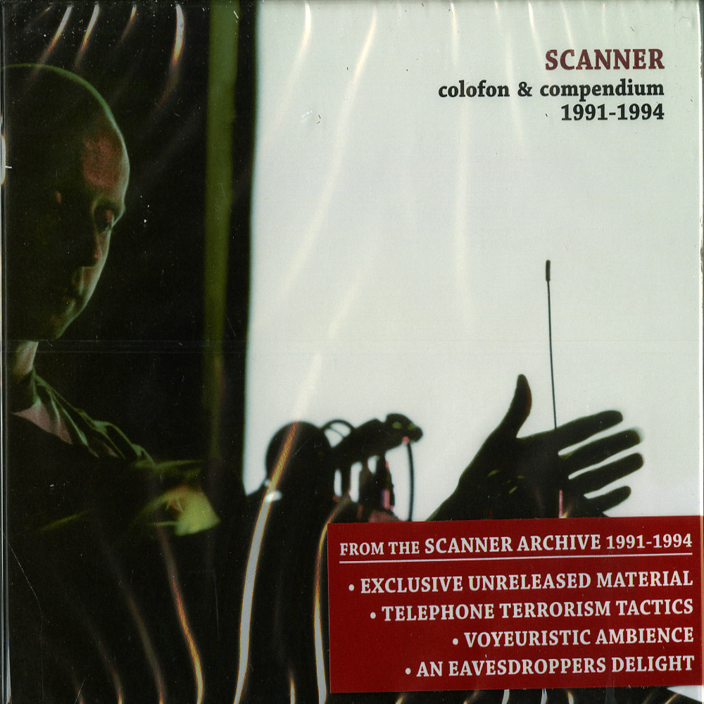 Scanner - COLOFON & COMPENDIUM 1991 - 1994