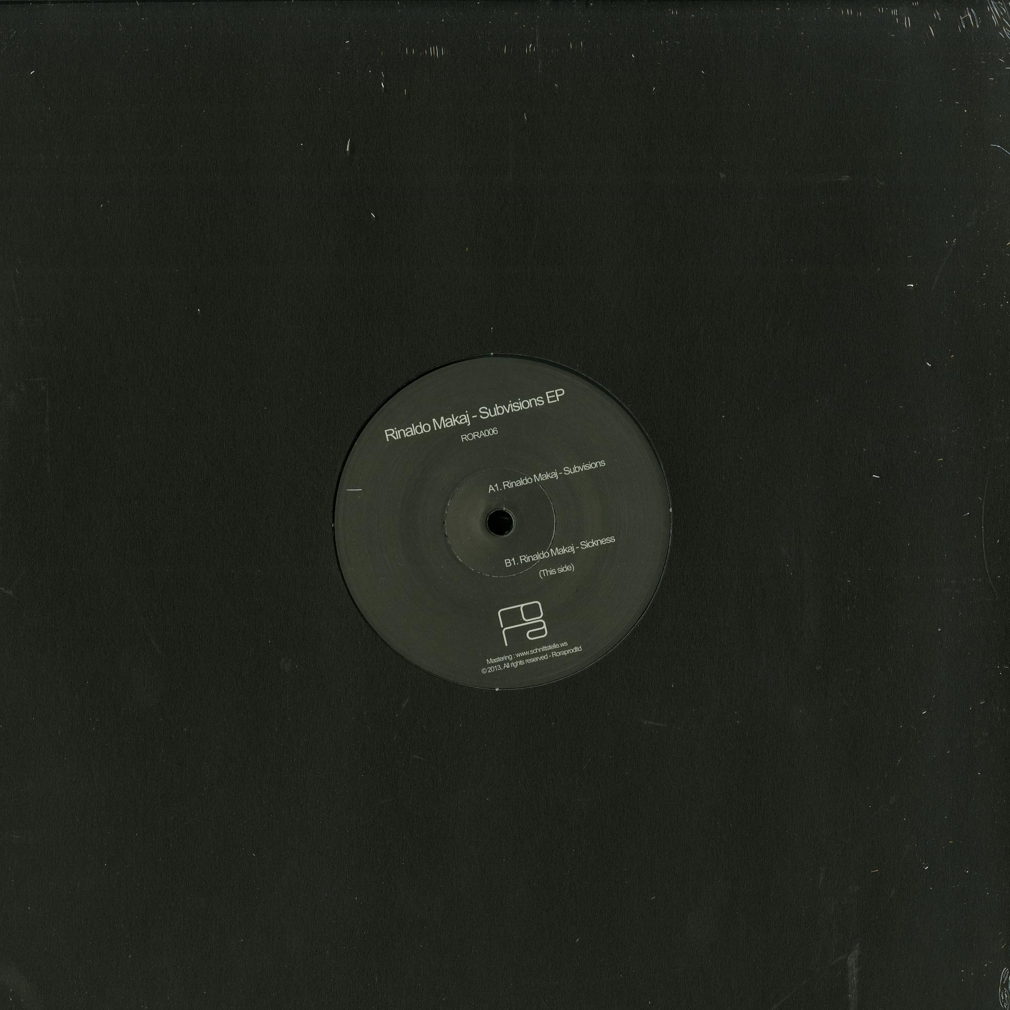 Rinaldo Makaj - SUBVISIONS EP