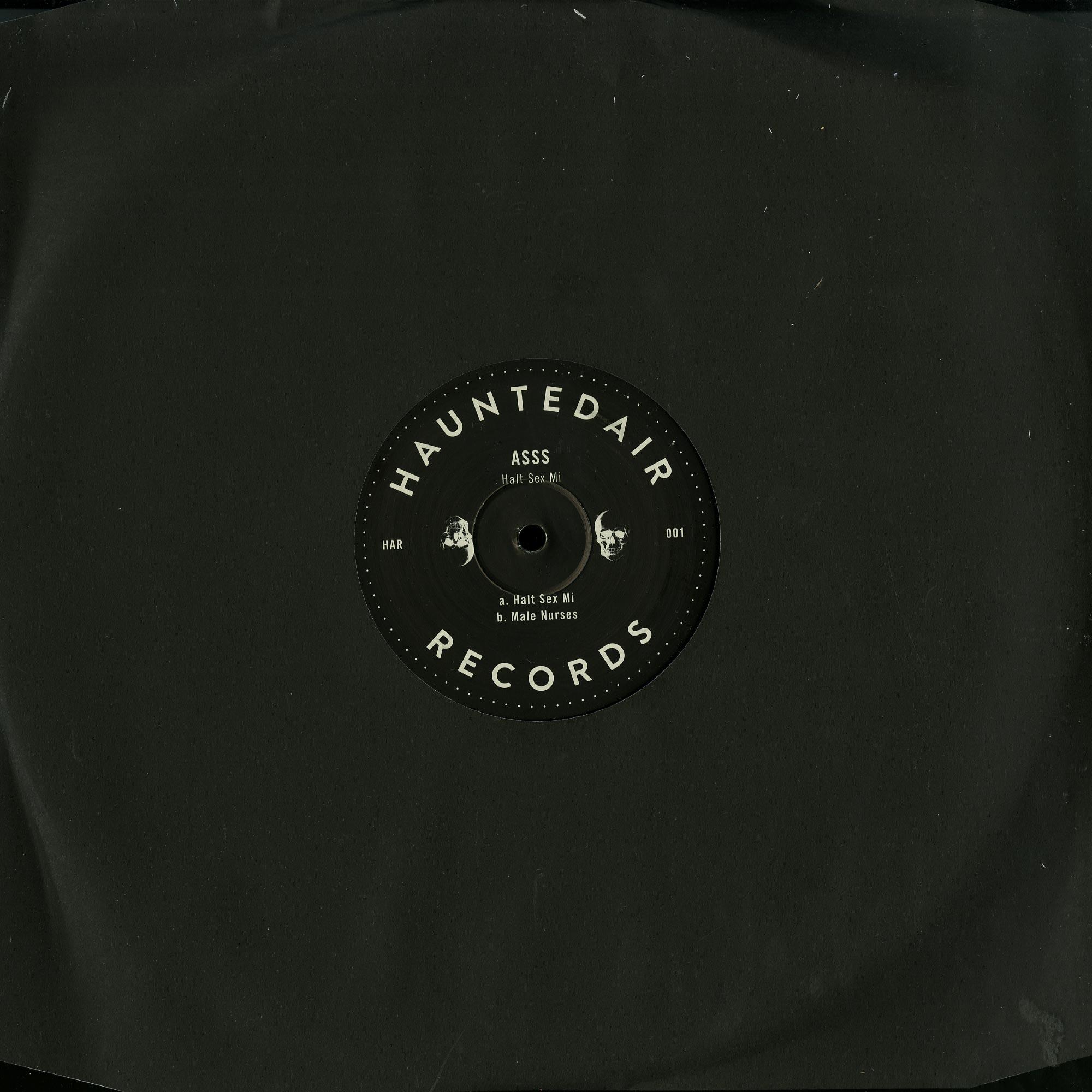 asss - halt sex mi - vinyl shop