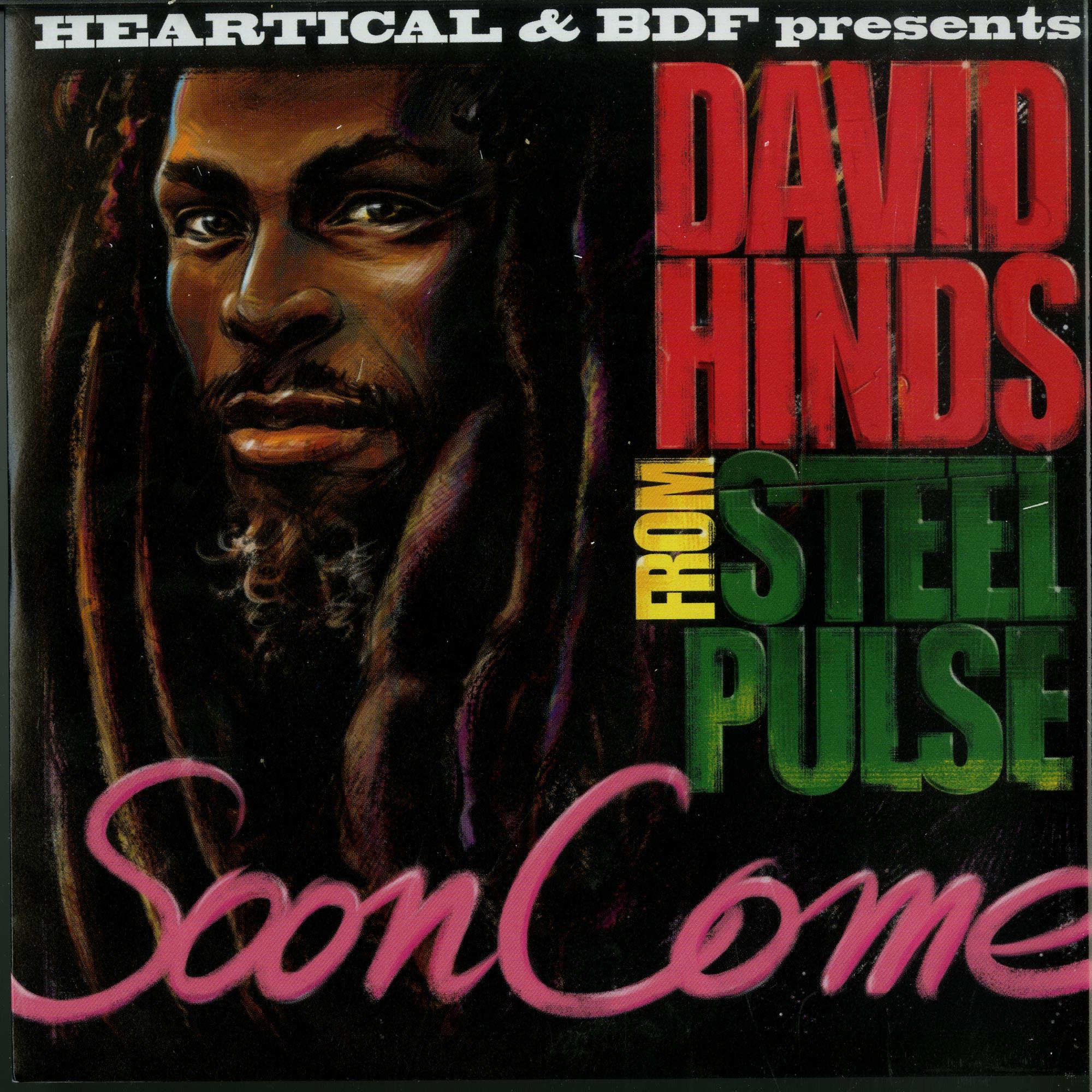 David Hinds / Dr. Reason & Mr. Heart - SOON COME / GUIVE & LIV HIGH