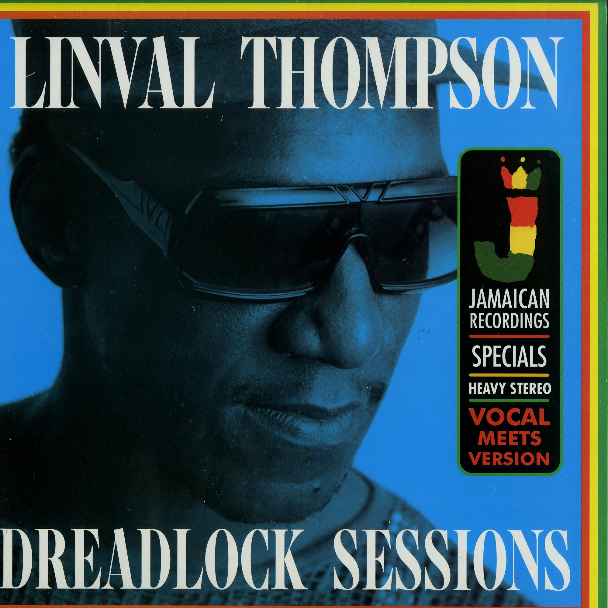 Linval Thompson - DREADLOCK SESSIONS