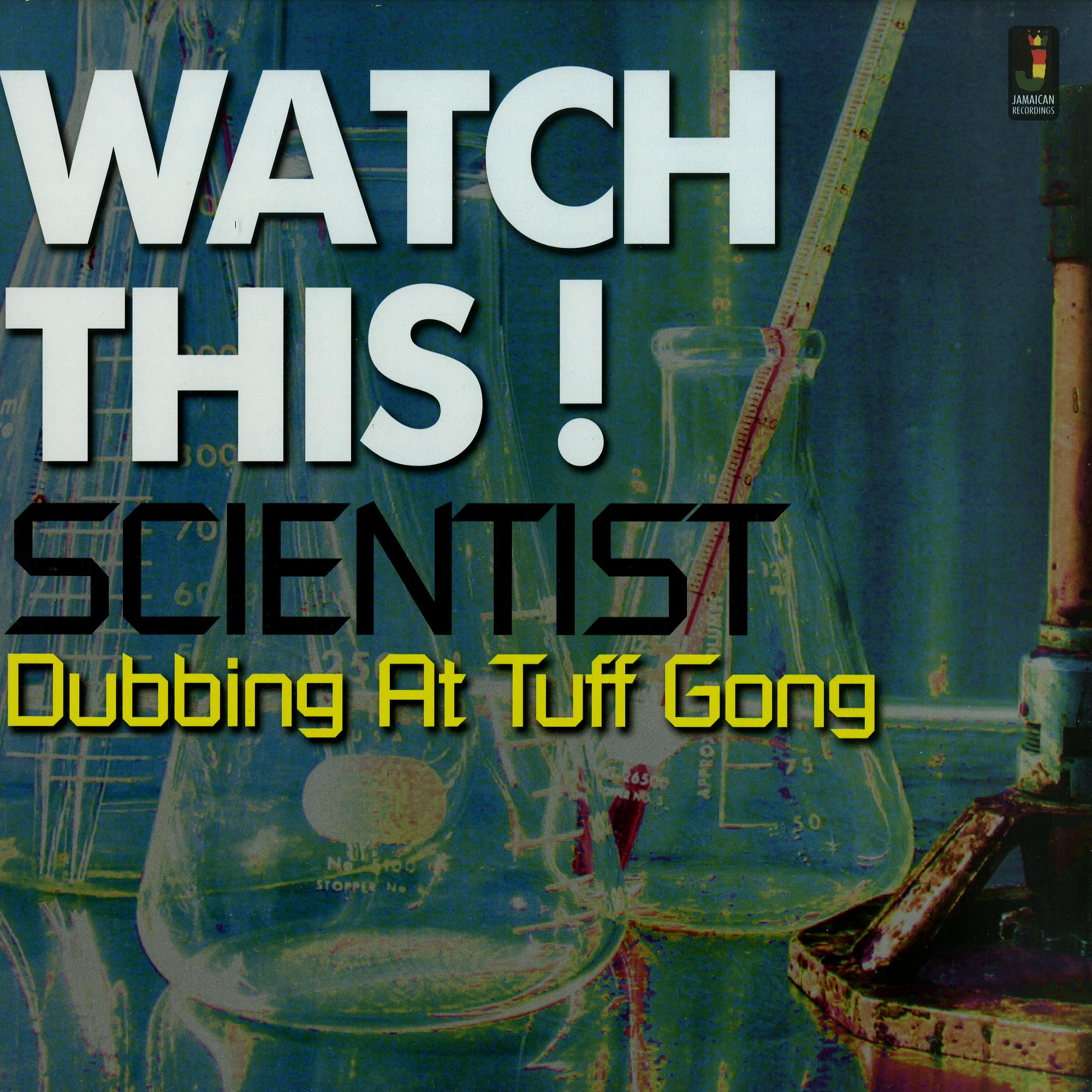 Scientist - WATCH THIS DUBBING AT TUFF GON