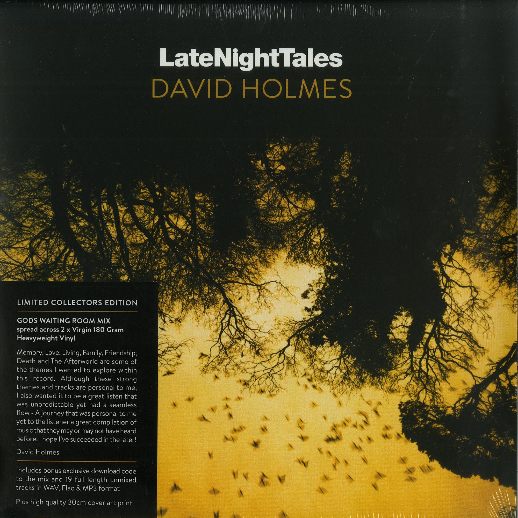 David Holmes - LATE NIGHT TALES