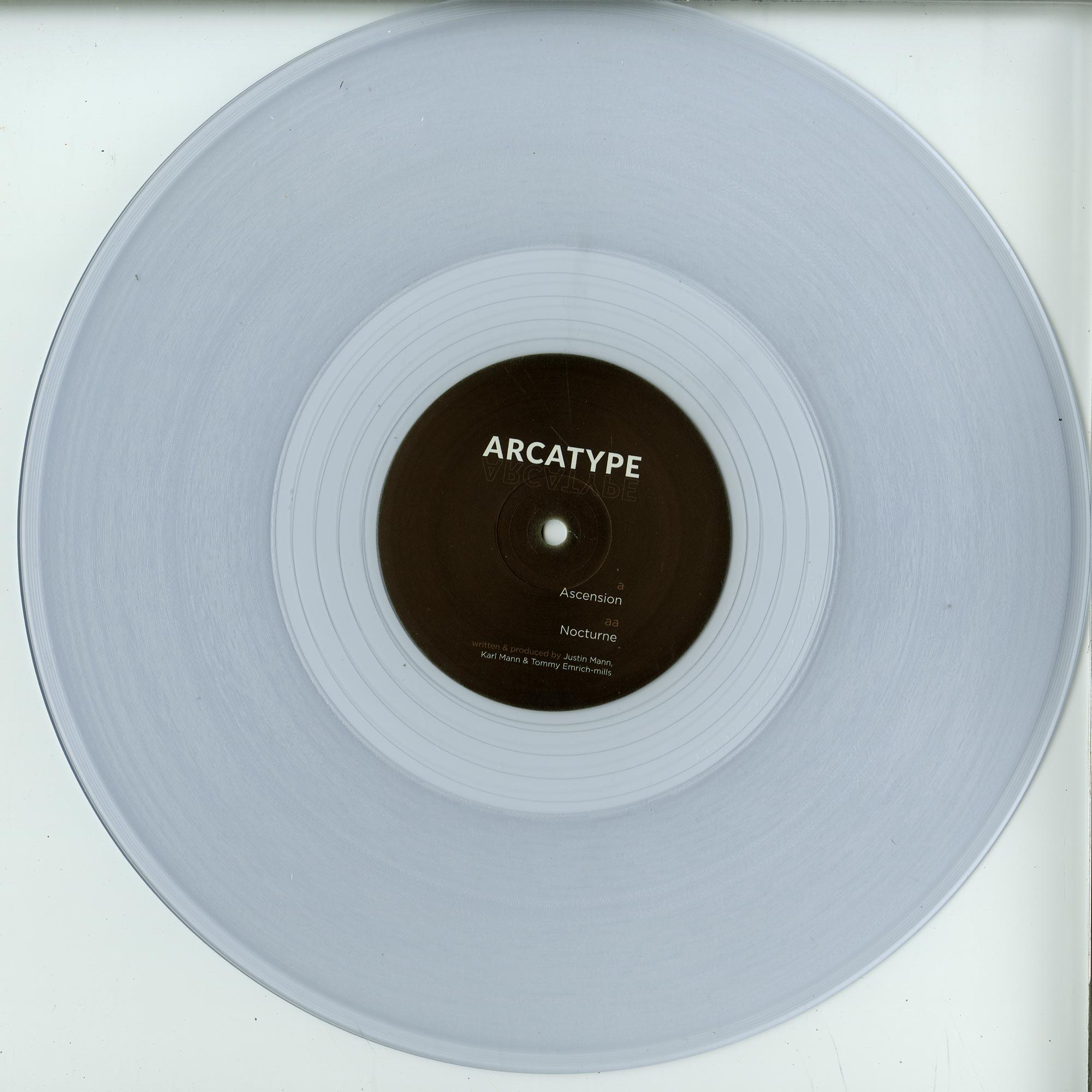 Arcatype - ASCENSION / NOCTURNE