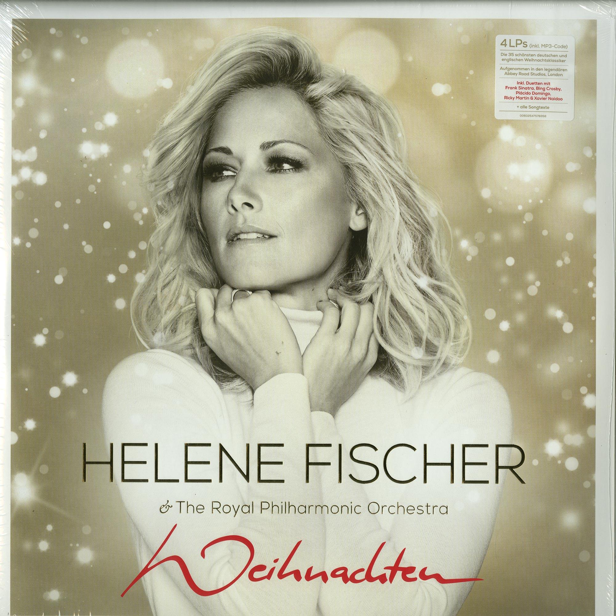 Helene Fischer The Royal Philharmonic Orchestra Weihnachten