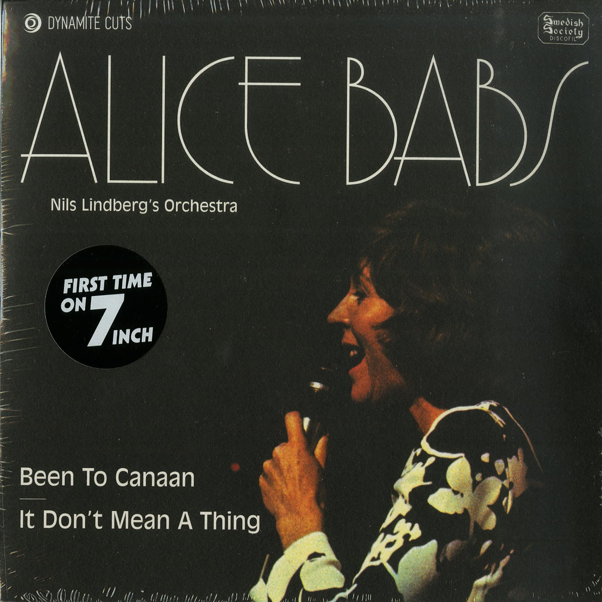 Alice Babs - BEEN TO CANAAN / IT DOIN MEAN A THING