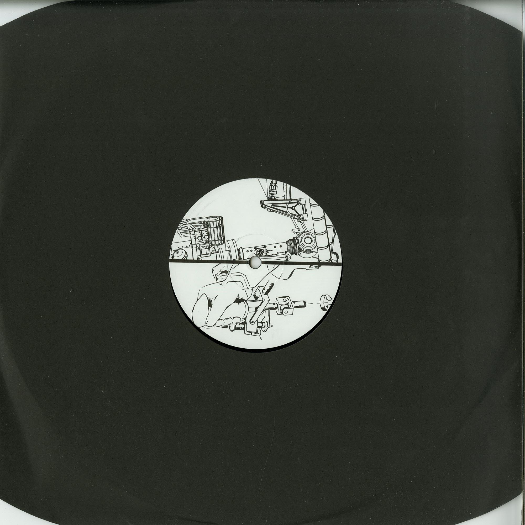 Costa Harko, Spangleman - SPLITOOLS 003