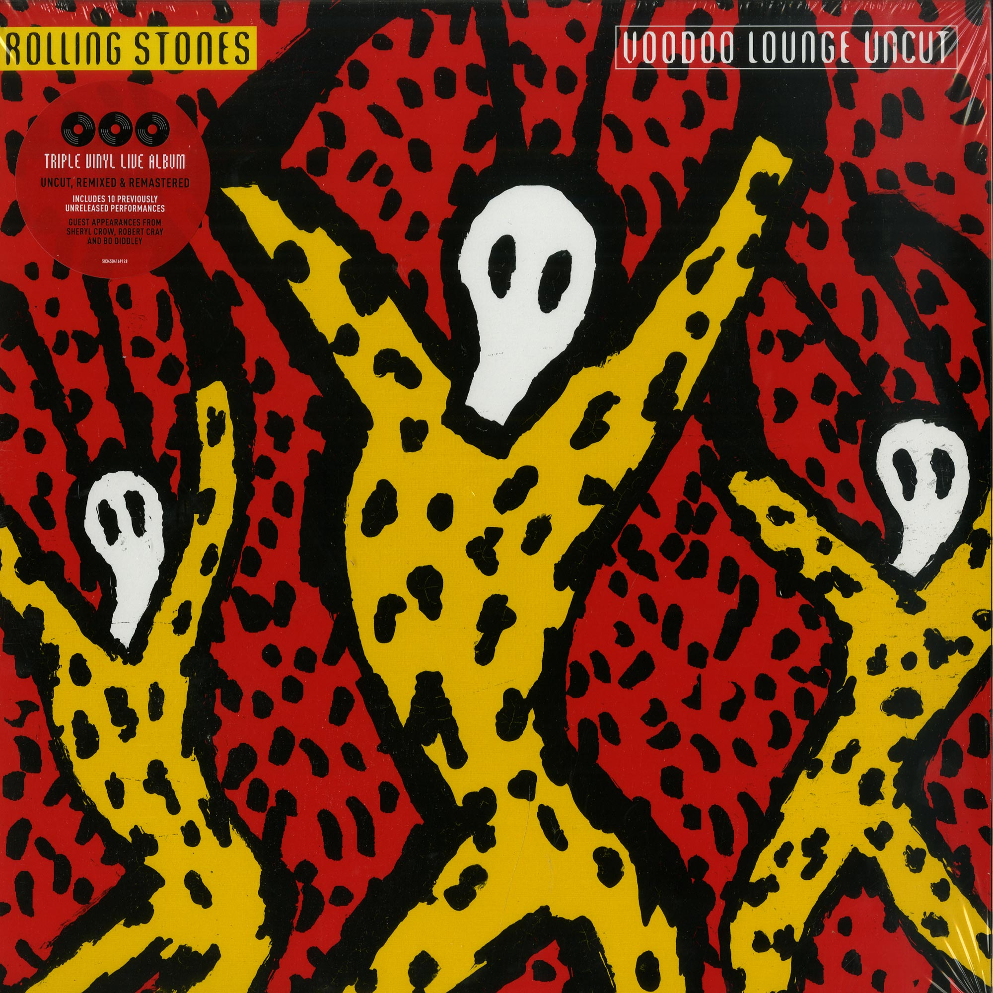 The Rolling Stones - VOODOO LOUNGE UNCUT