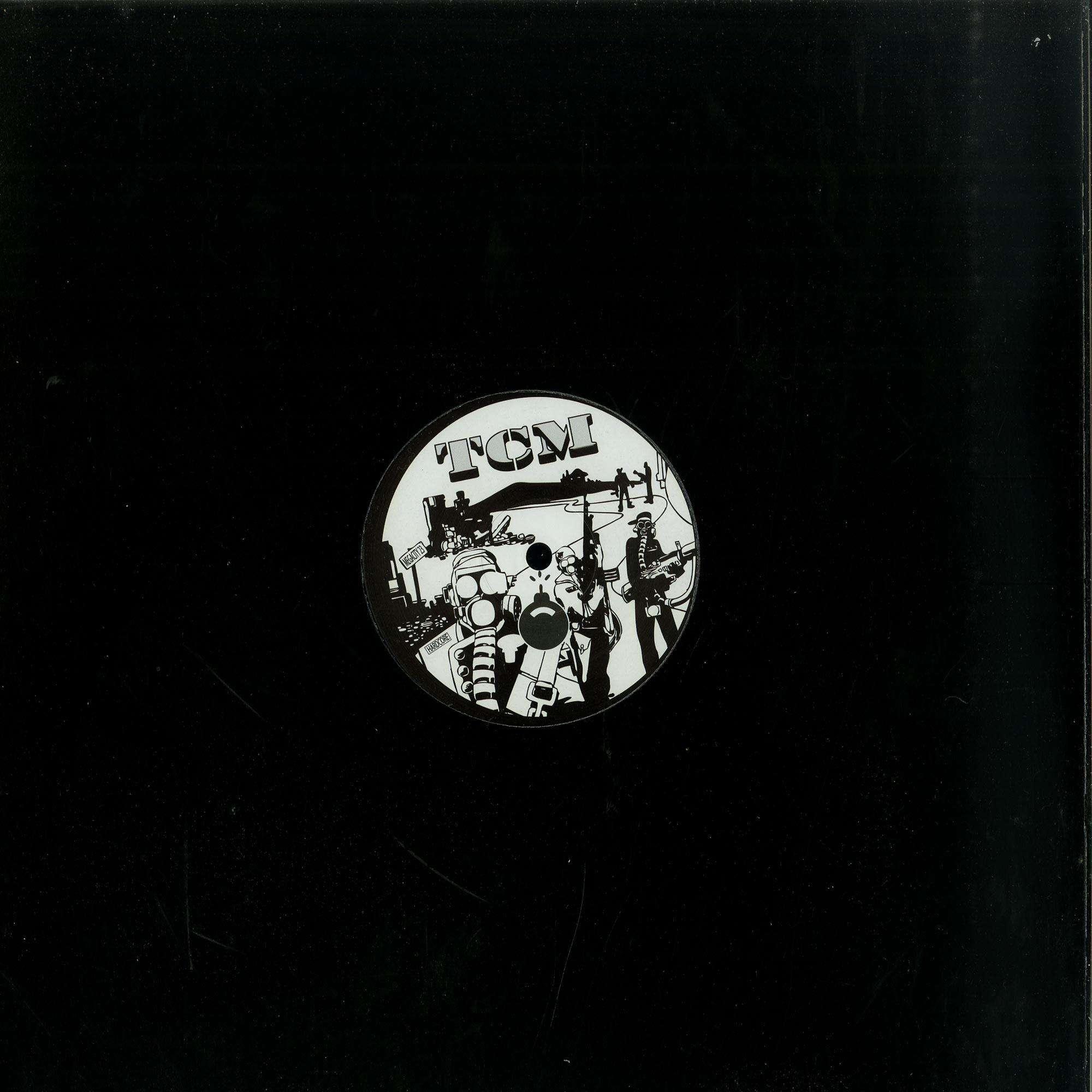 The Criminal Minds - THE GOSPEL ACCORDING TO A SOUNDBWOY / DRUMS OF DOOM