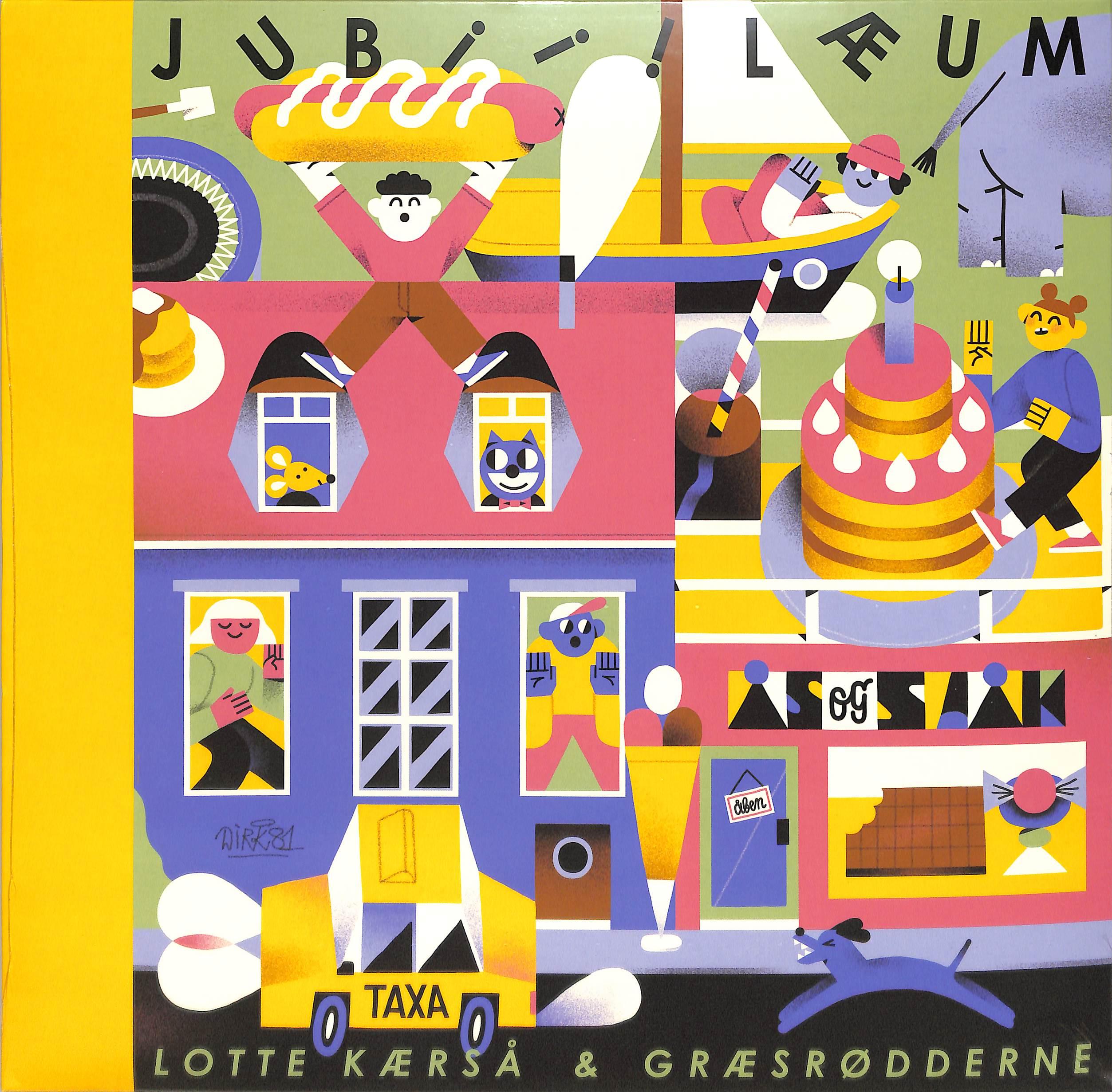 Lotte Kaersa & Graesrodderne - JUBIIILAEUM
