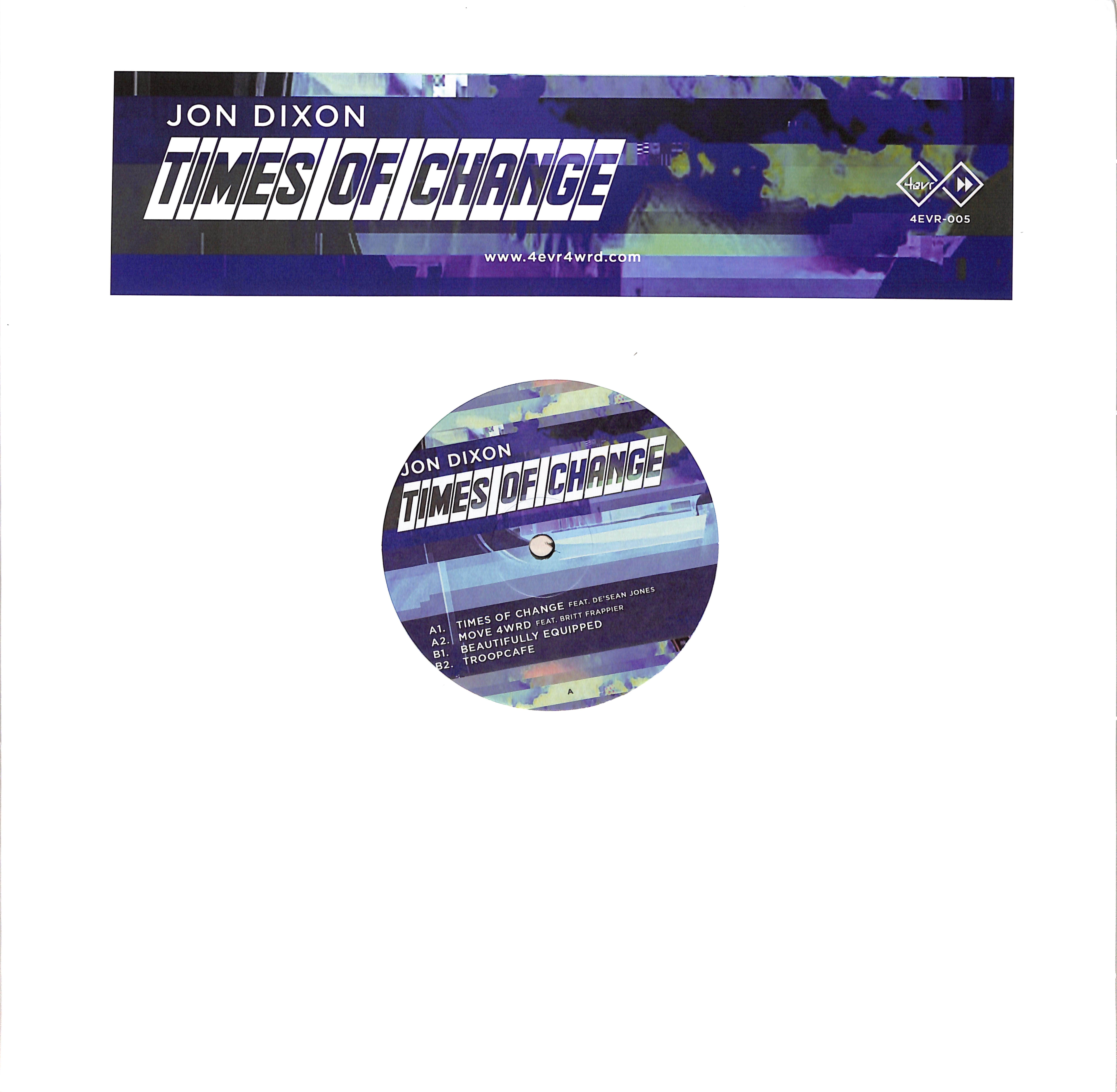 Jon Dixon - TIMES OF CHANGE