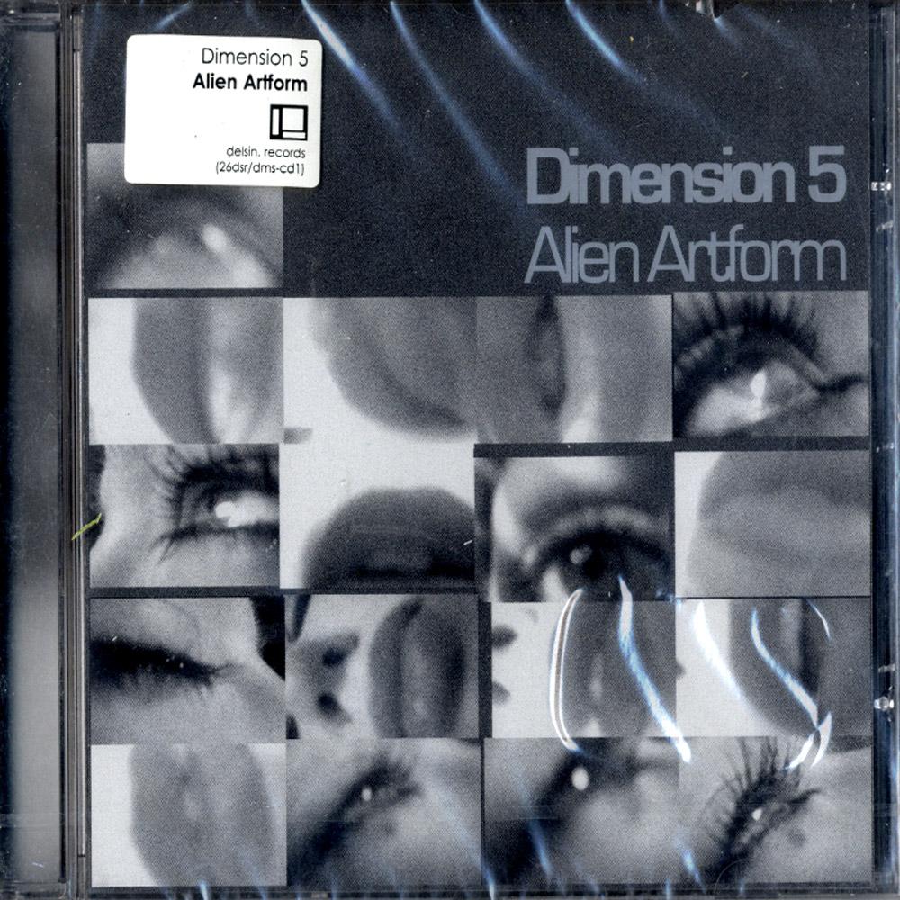 Dimension 5 - ALIEN ARTFORM