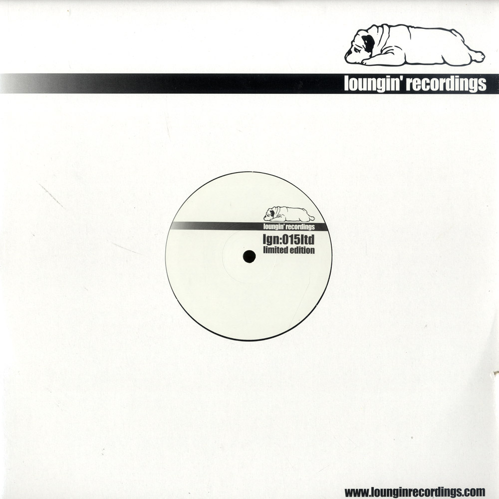 The Lounge Collective - RIDDIM COME FORWARD/ HERVE RMX