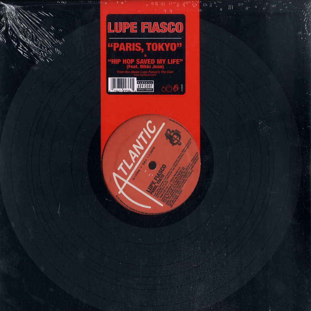 Lupe Fiasco - PARIS. TOKYO / HIP HOP SAVED MY LIFE