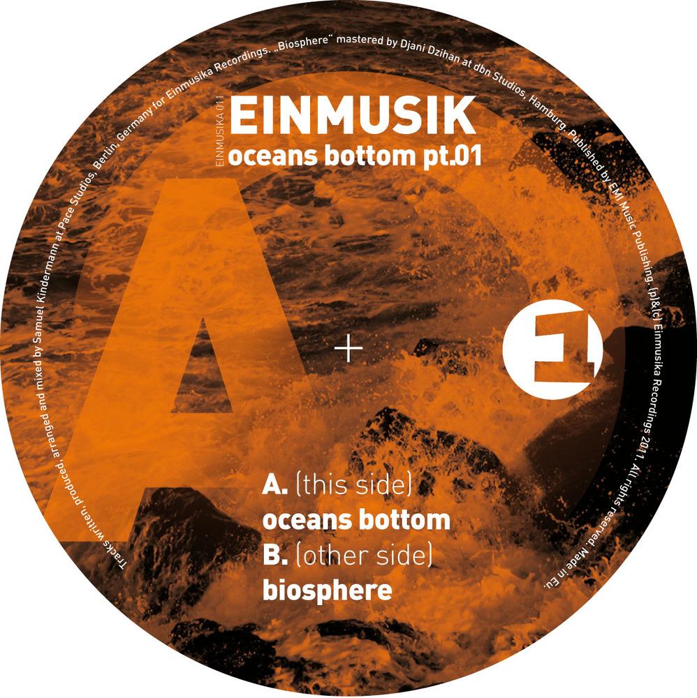 Einmusik - OCEANS BOTTOM PT.1