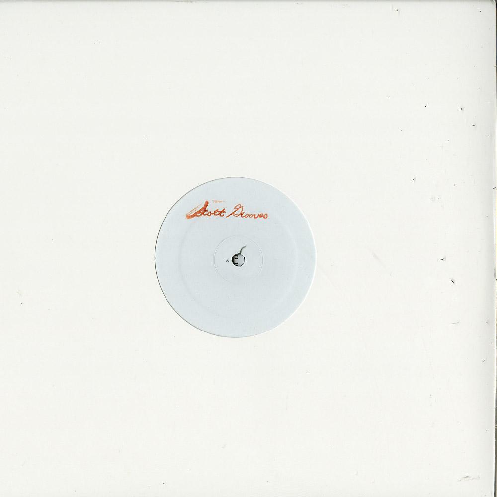 Scott Grooves - SCOTT GROOVES WHITE LABEL OF THE MONTH VOL.2