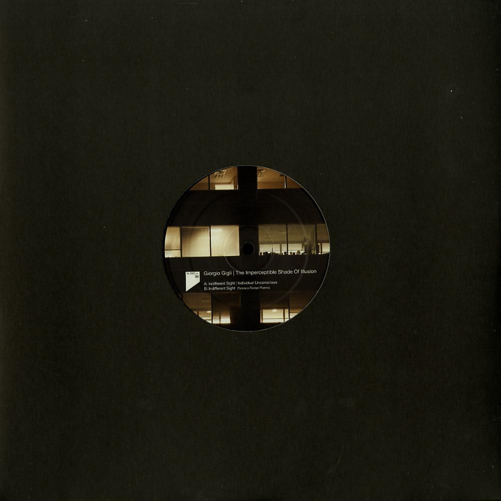 Giorgio Gigli / Terence Fixmer - THE IMPERCEPTIBLE SHADE OF ILLUSION