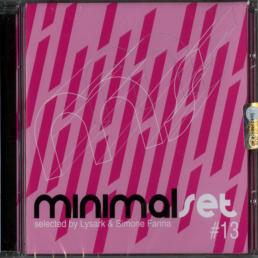 Various Artists - MINIMAL SET 13