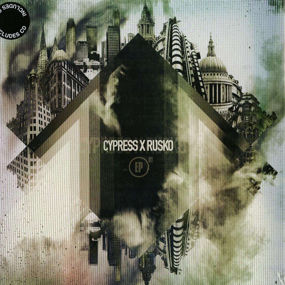Cypress Hill & Rusko - CYPRESS & RUSKO EP