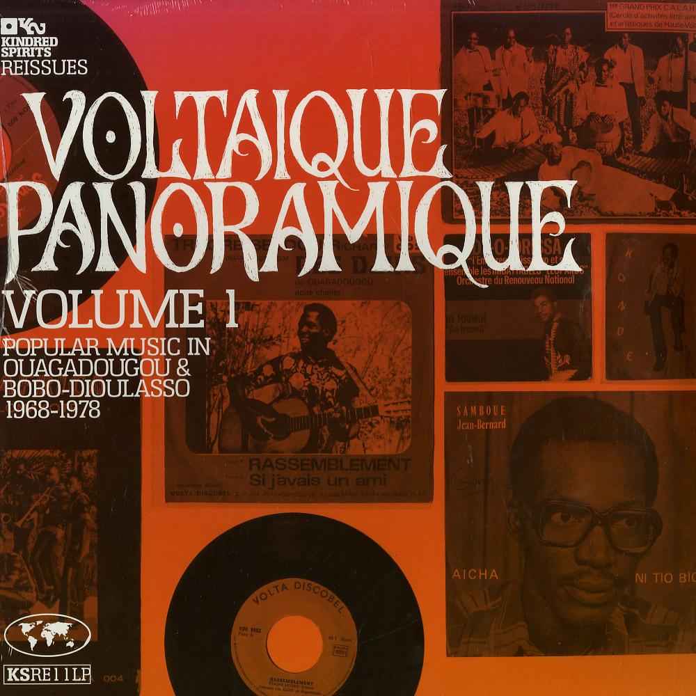 Various Artists - VOLTAIQUE PANORAMIQUE VOL. 1