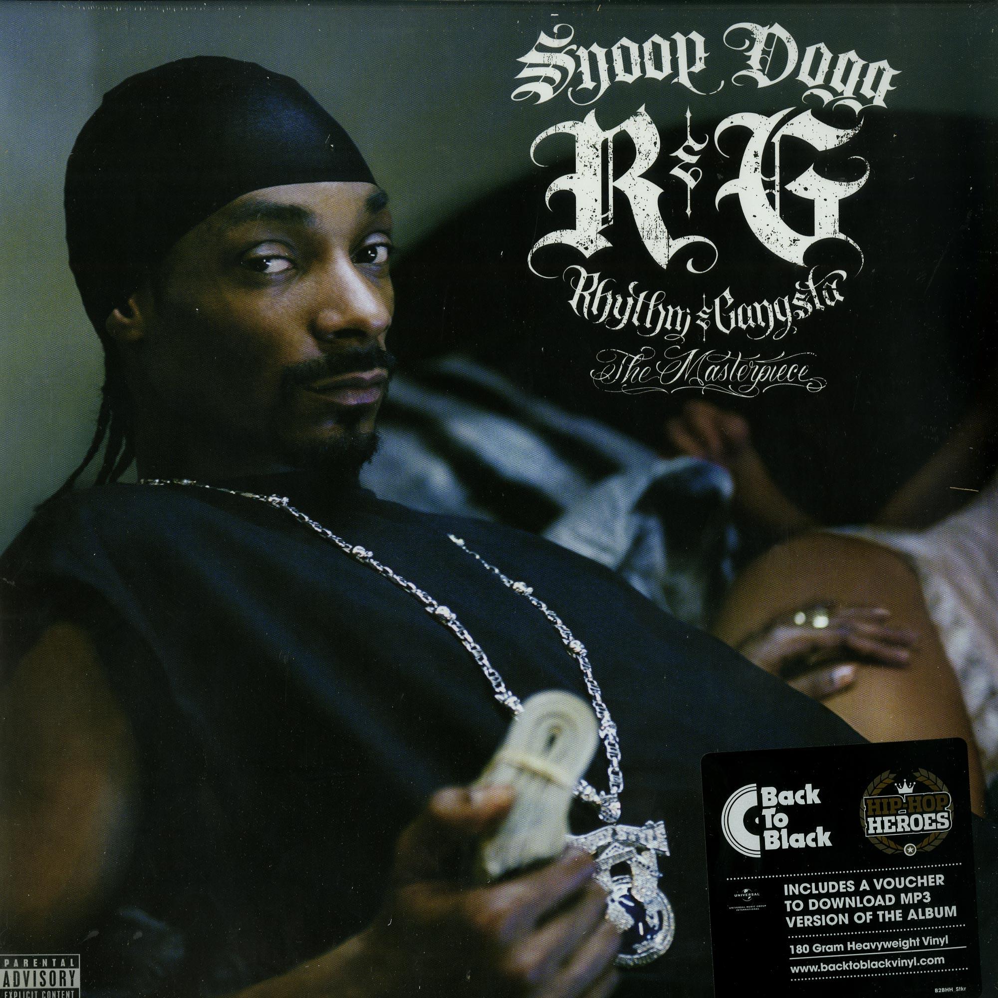 Snoop Dogg - RHYTHM & GANGSTA - THE MASTERPIECE