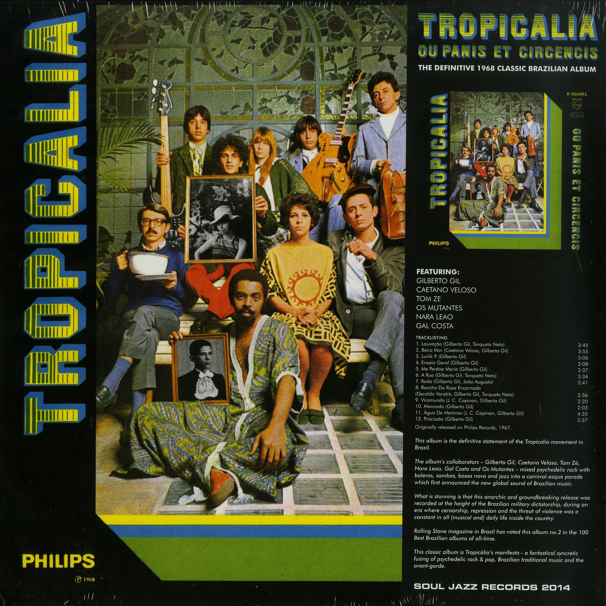Various Artists - THE TROPICALIA
