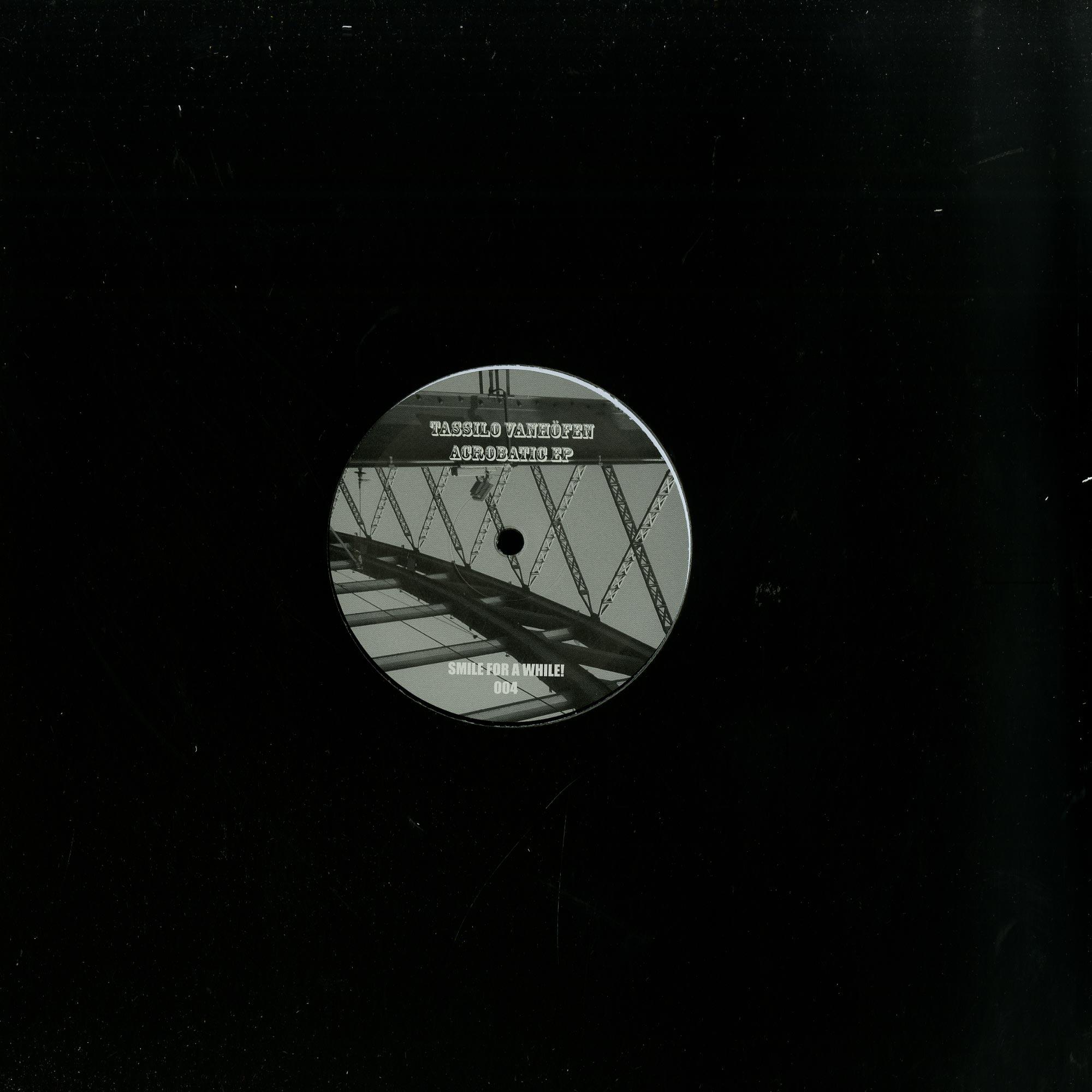 Tassilo Vanhoefen - ACROBATIC EP