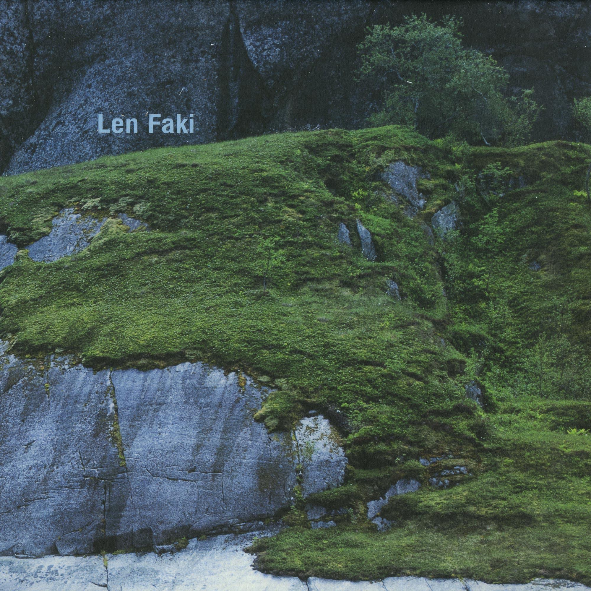 Len Faki - BASEMENT TRAX VOL. 02