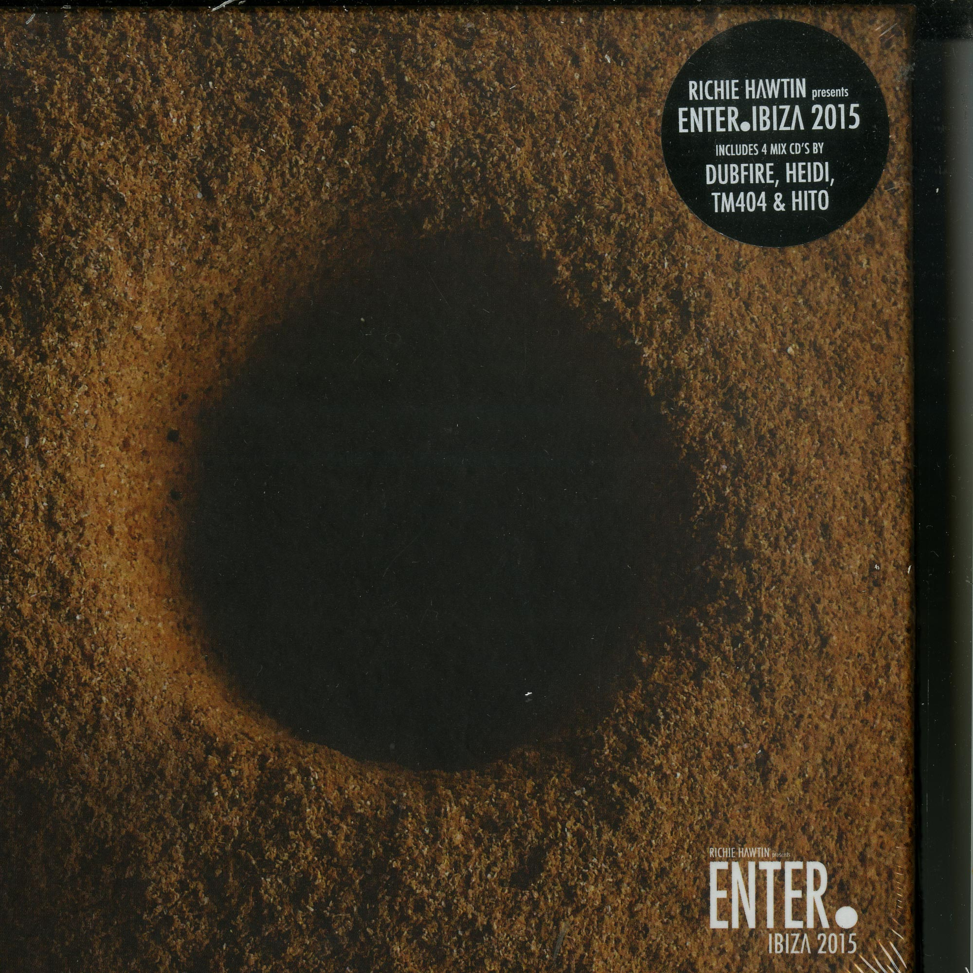 Richie Hawtin Presents - ENTER.IBIZA2015