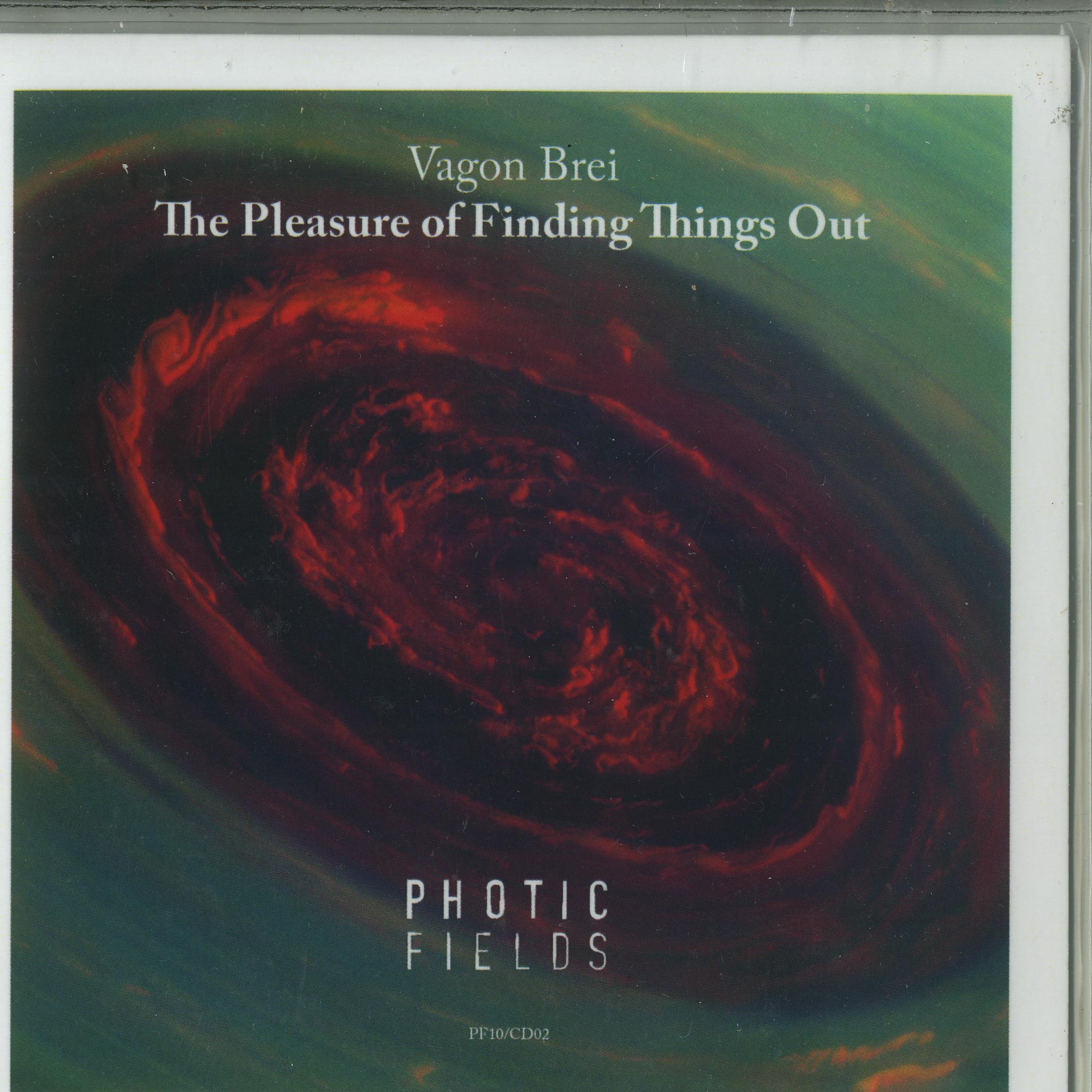 Vagon Brei - THE PLEASURE OF FINDING THINGS OUT