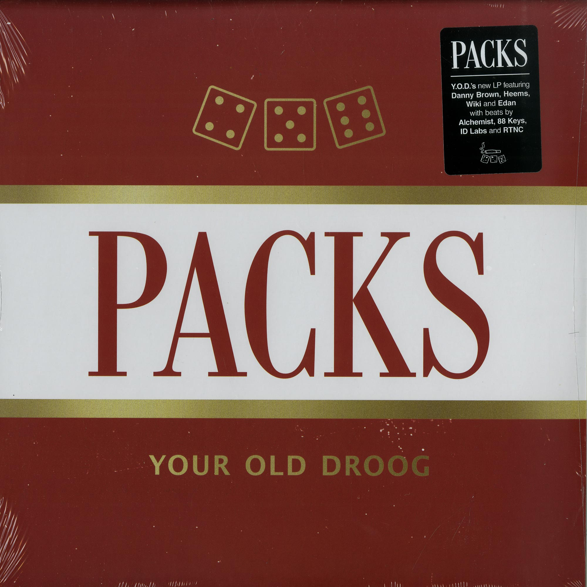 Your Old Droog - PACKS