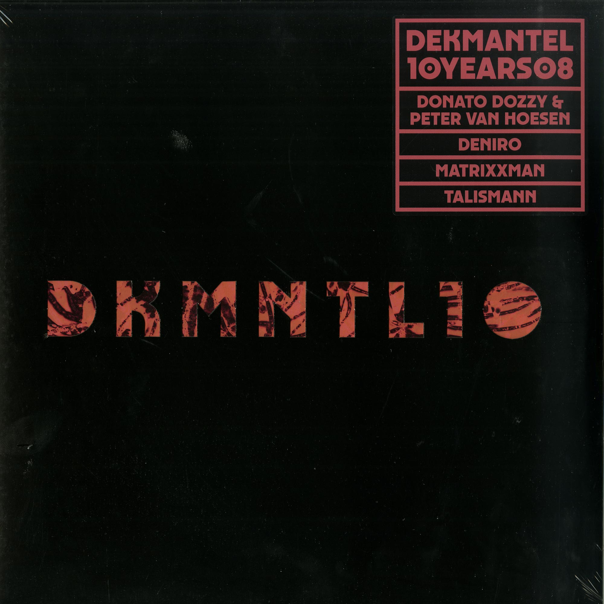 Various Artists - DEKMANTEL 10 YEARS 08