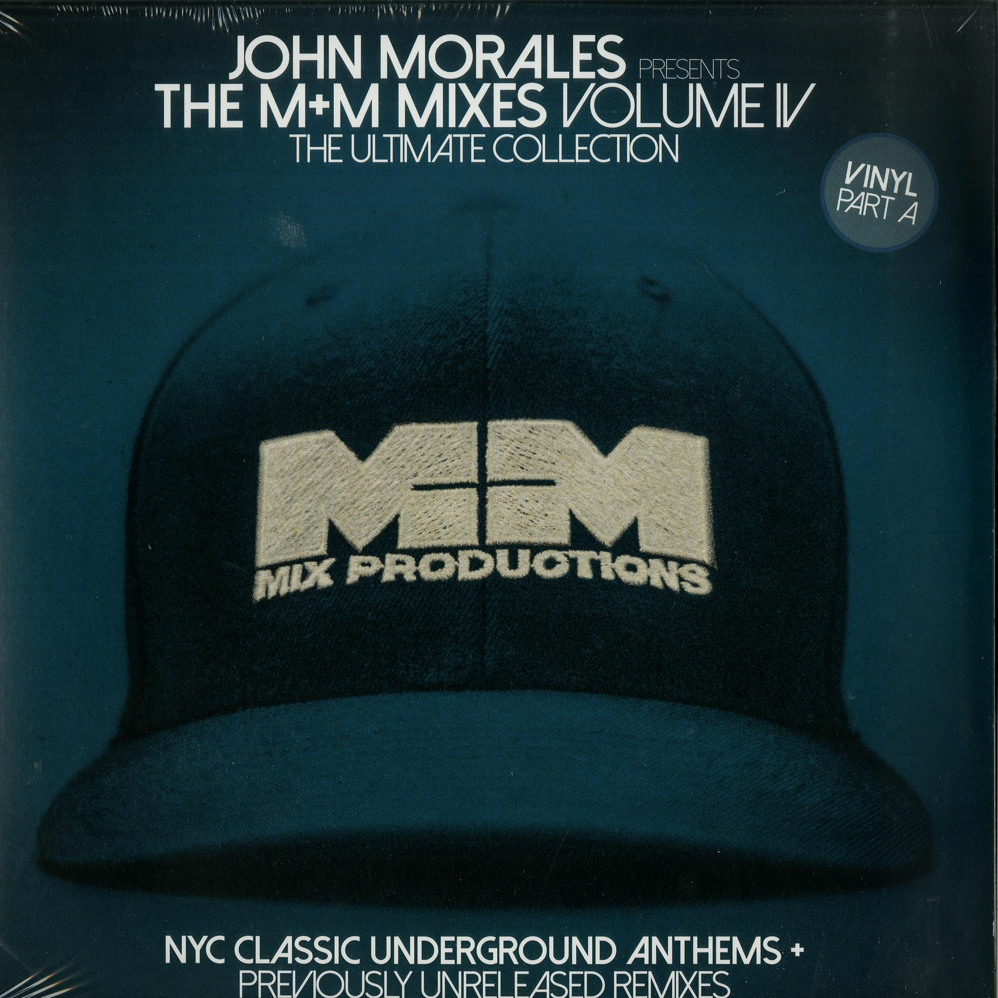 Various Artists - JOHN MORALES PRESENTS THE M+M MIXES VOL. 4 PART 1