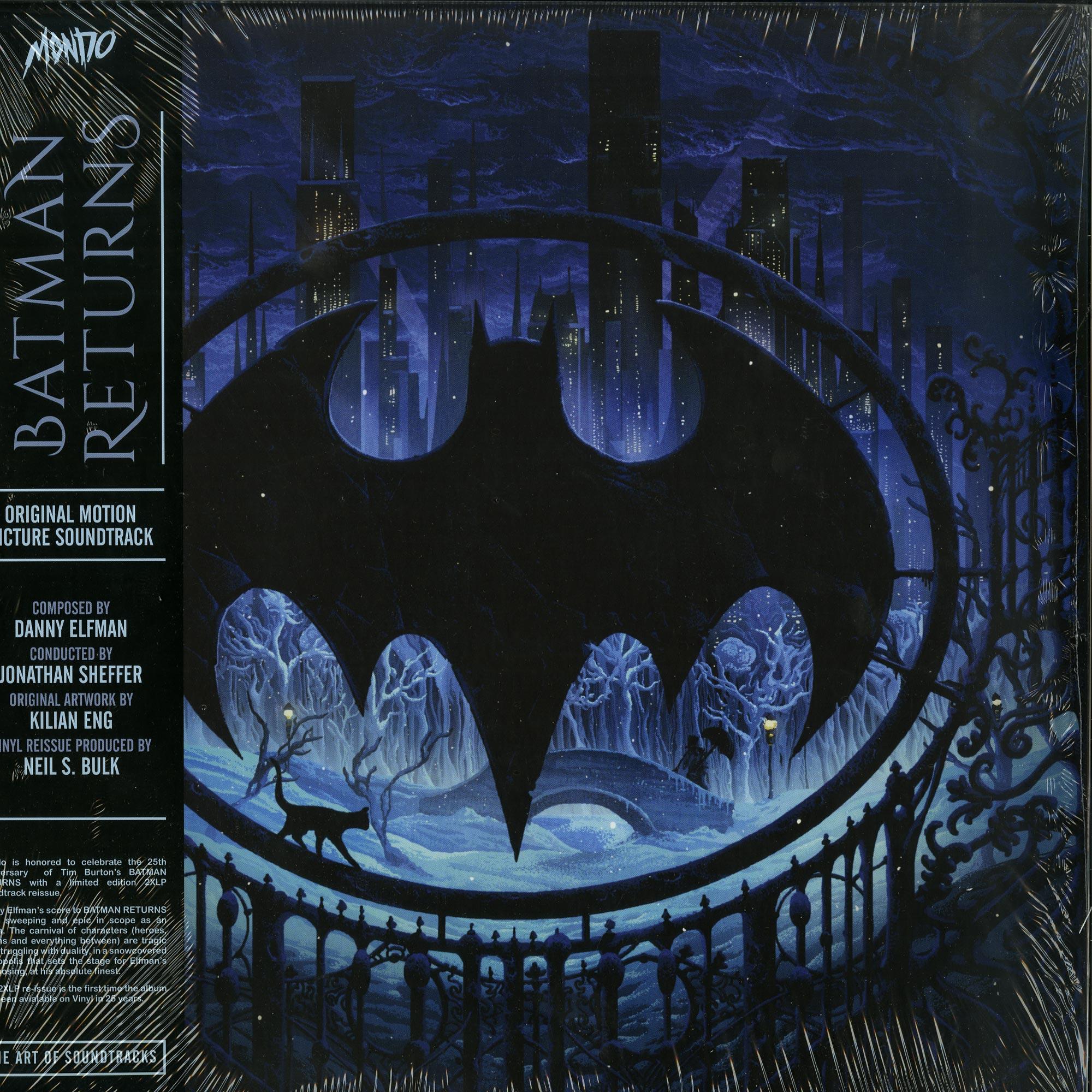 Danny Elfman - BATMAN RETURNS O.S.T.