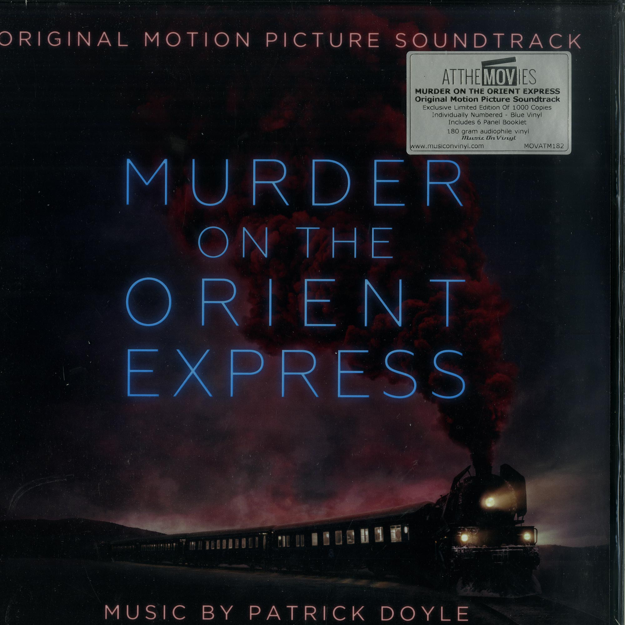 Patrick Doyle - MURDER ON THE ORIENT EXPRESS O.S.T.