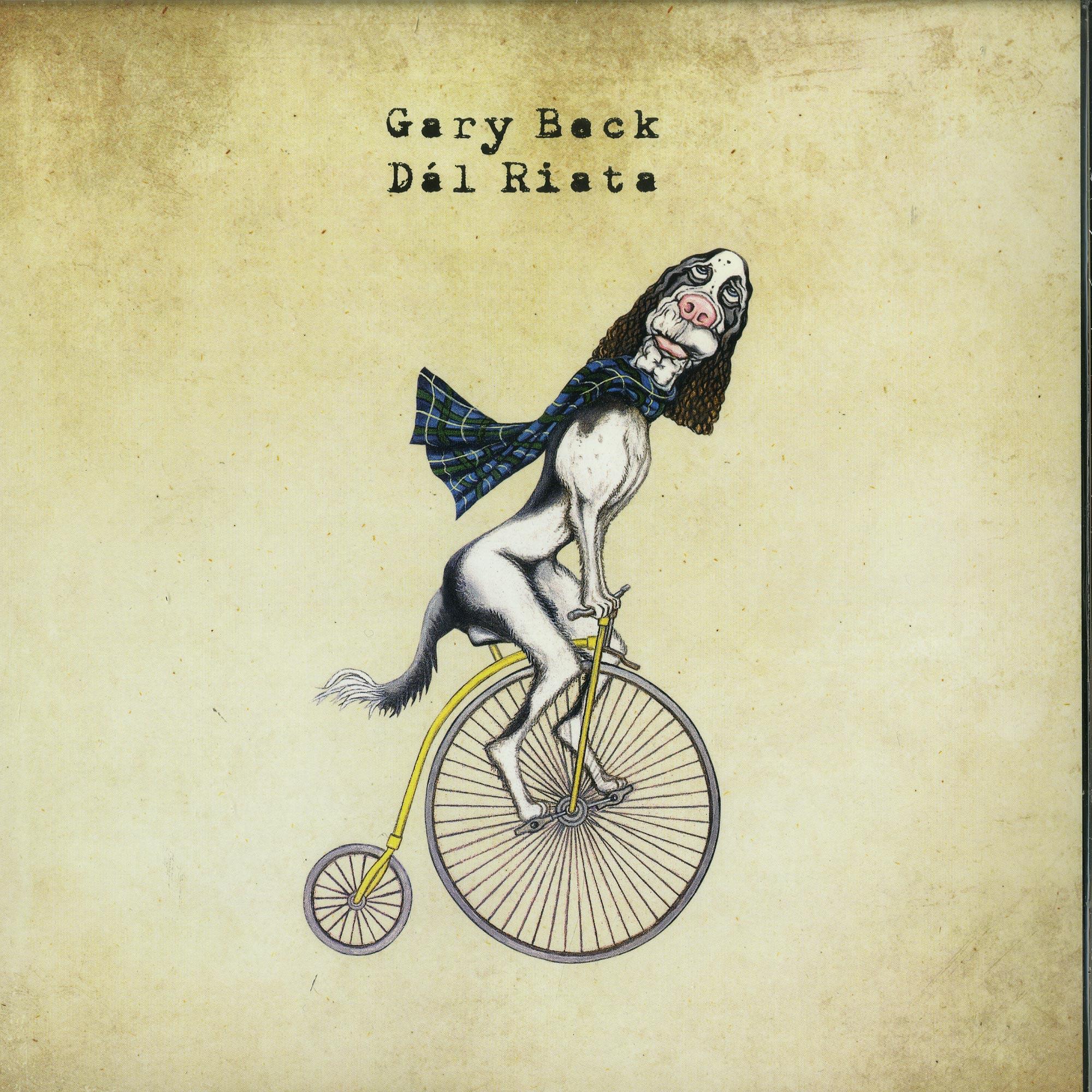 Gary Beck - DAL RIATA LP