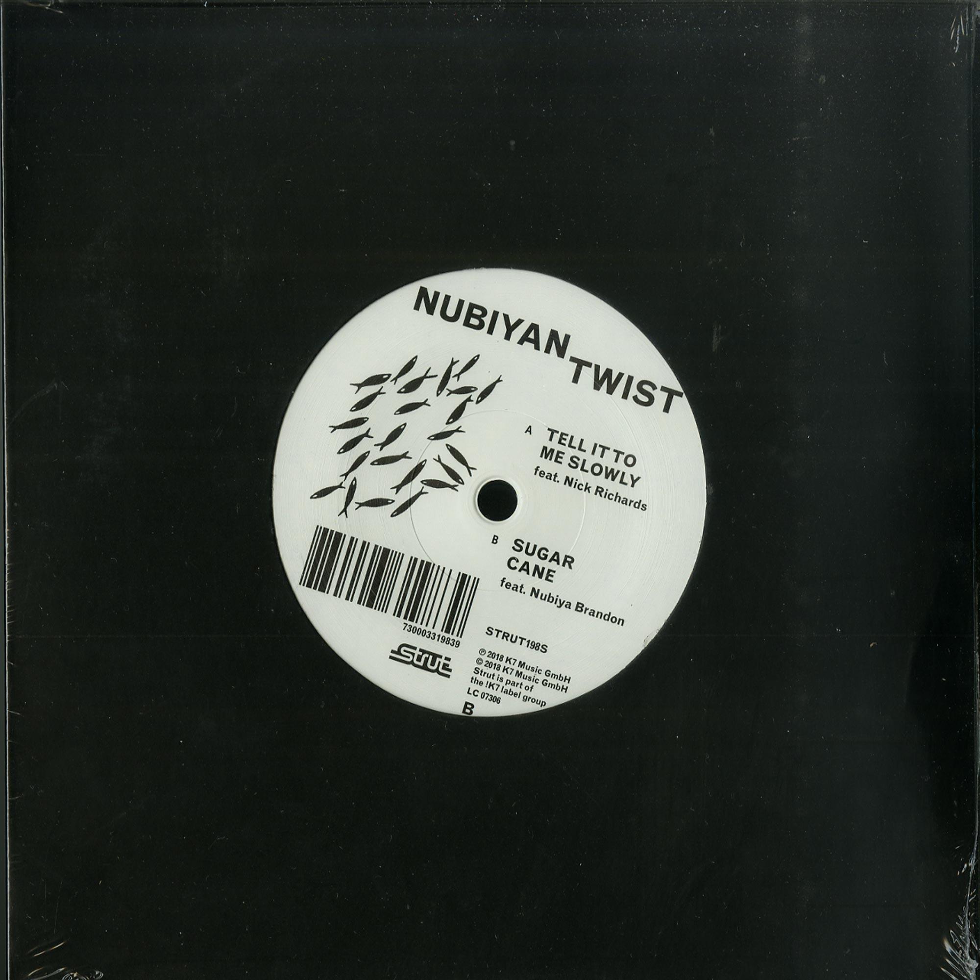 Nubiyan Twist - TELL IT TO ME SLOWLY
