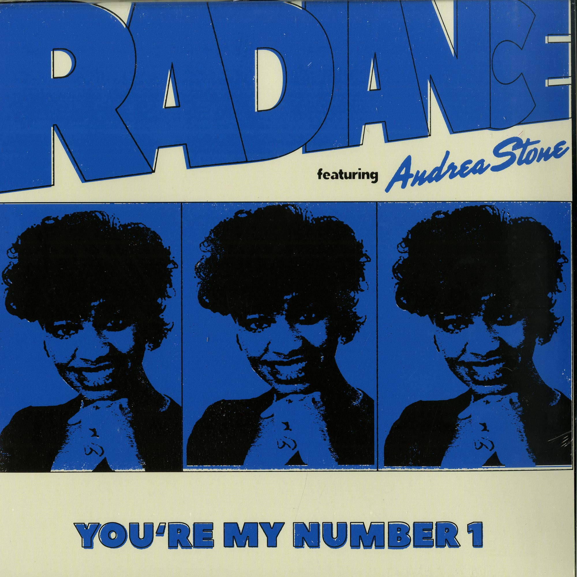 Radiace feat. Andrea Stone - YOURE MY NUMBER 1